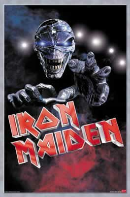 Iron Maiden - Visions Of The Beast