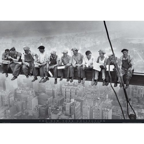 men on girder (lunch over manhattan)