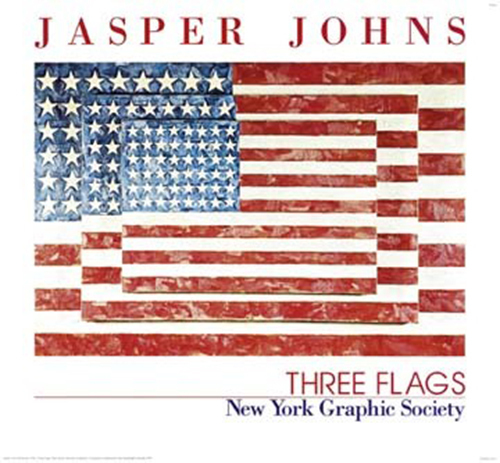 Three Flags , 1958