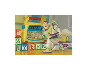 TOY STORY - Buzz to the rescue!