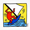 Haring, Keith - Untitled, 1987