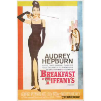 Audrey Hepburn - Breakfast at Tiffany