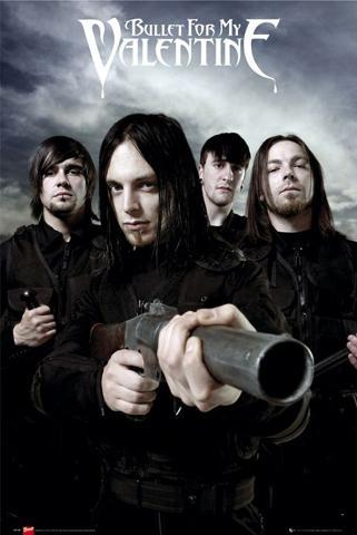 Bullet for my valentine - Guns