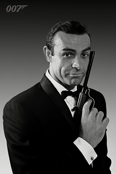 James Bond - Sean Connery (Tuxedo)