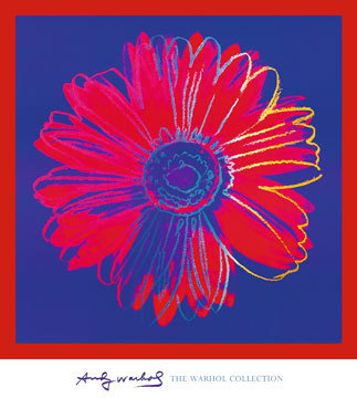 Daisy ca. 1982 (blue and red)