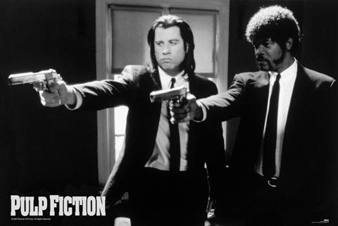 Pulp Fiction (guns)