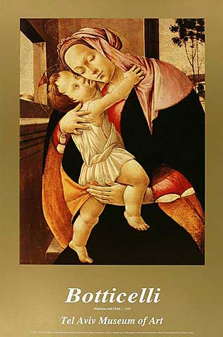 Madonna mit Kind (Madonna with child)