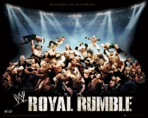 WWE : Royal Rumble