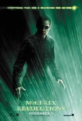 Matrix Revolutions - Neo Rain