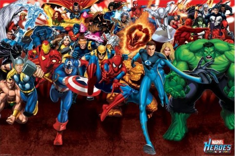Marvel - All Stars