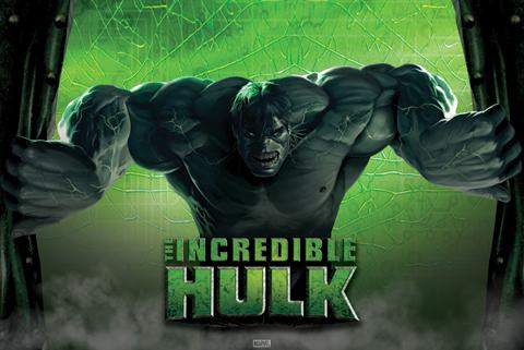 Der unglaubliche Hulk (the incredible hulk)