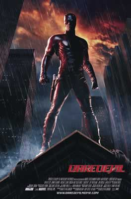 Daredevil - Roof