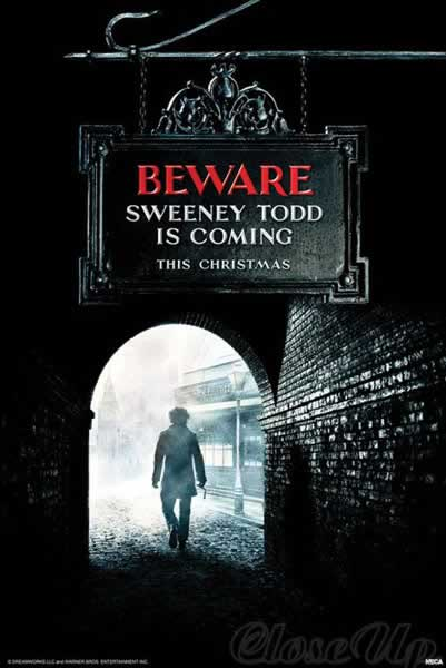 Sweeney Todd : The Barber of Fleet Street (x-mas)