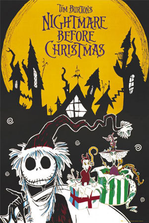 Nightmare before Christmas (yellow)