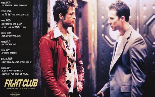 Fight Club - First Rule