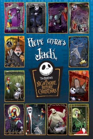 Nightmare before Christmas - Boxes