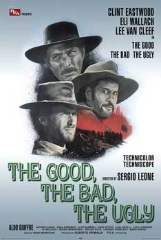 Zwei glorreiche Halunken (The good, the bad and the ugly)