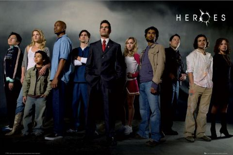 HEROES - Cast