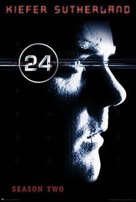 24 - Season 2 (Kiefer Sutherland)