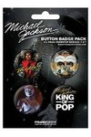 King of Pop II (4 Buttons)