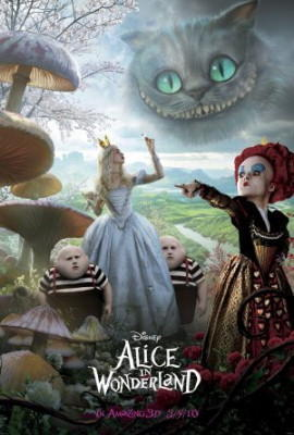 Alice im Wunderland - Cheshire Cat