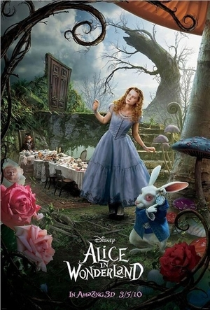 Alice im Wunderland - Rabbit