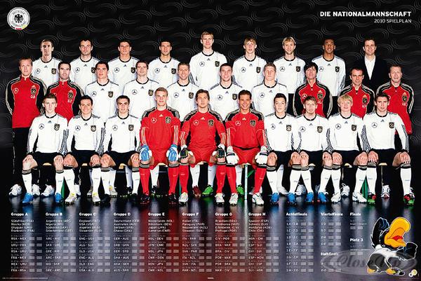 Deutsche Nationalmannschaft Spielplan