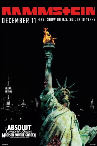 Rammstein - New York ( US Tour )