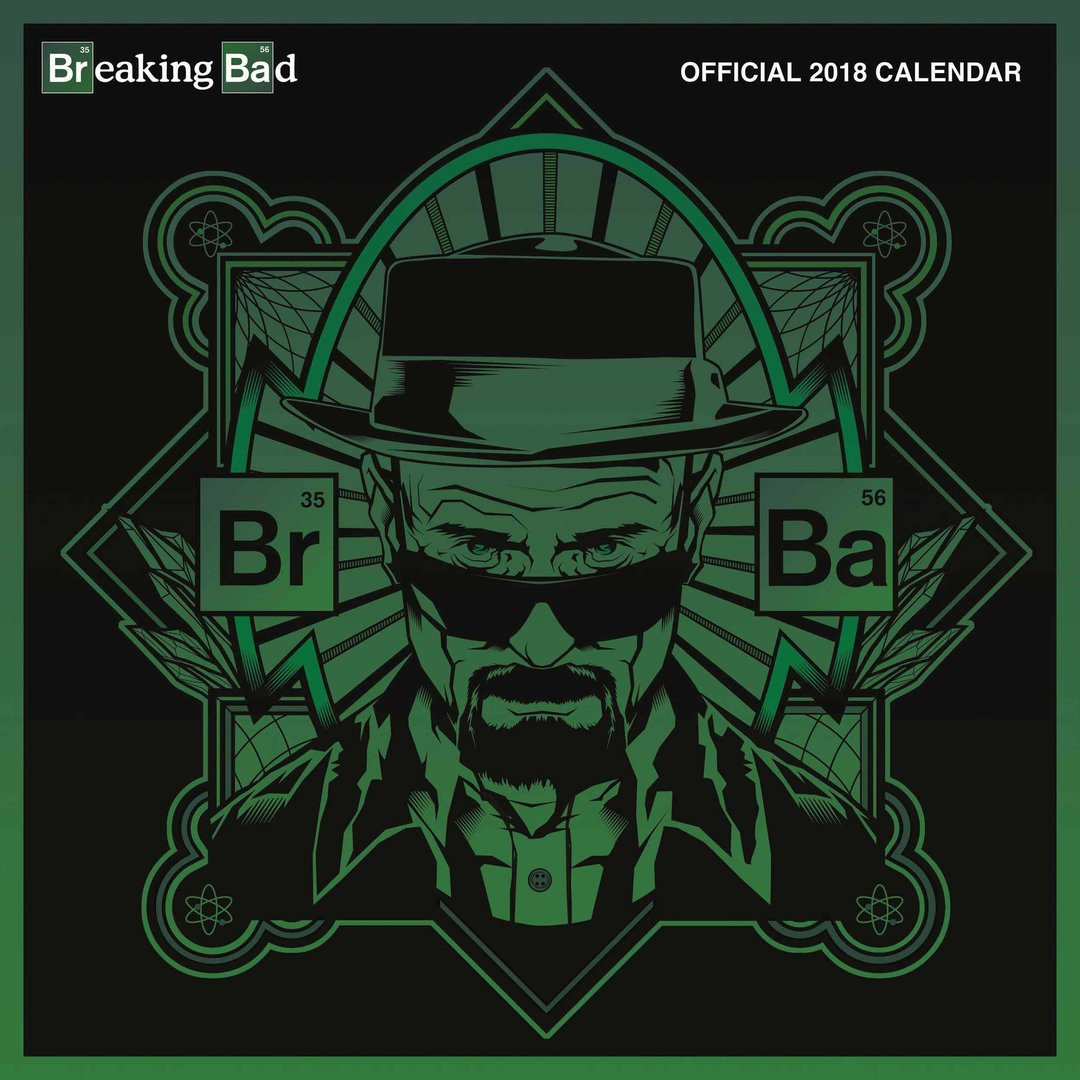 Breaking Bad  - Kalender 2018
