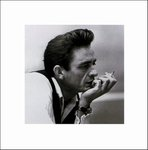 Johnny Cash - smoking
