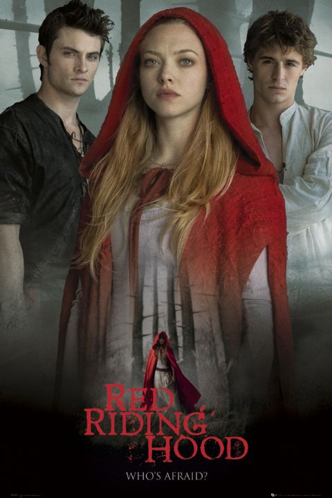red Riding Hood - All 3