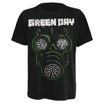 Green Day - Gas Mask Standing