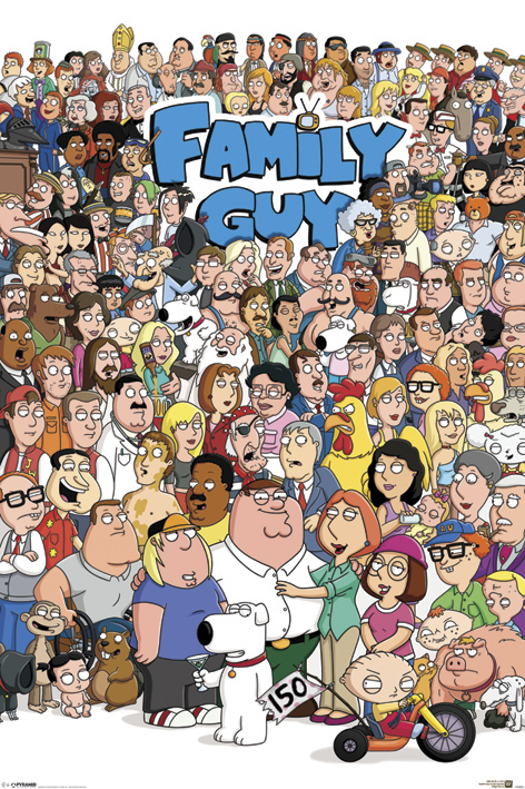 Family Guy - Cast