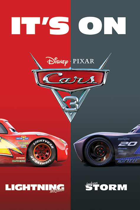 CARS 3 - Its on