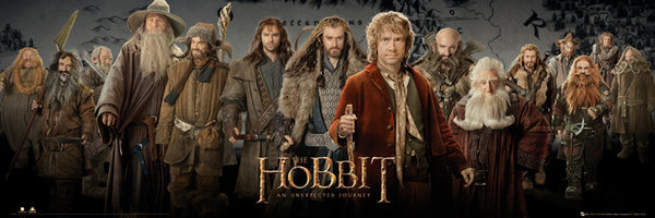 The Hobbit - Panorama 2