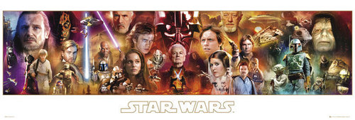 Star Wars - complete cast