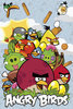 Angry Birds Collage