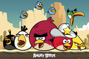 Angry Birds Sheriff S.O.S