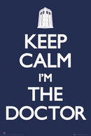 Keep calm i´m the Doctor