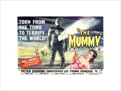 THE-MUMMY (Hammer)