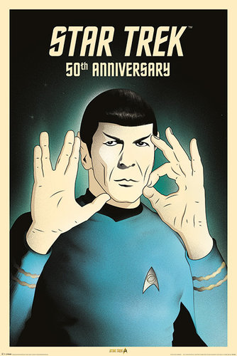 Star Trek - 50th Anniversary