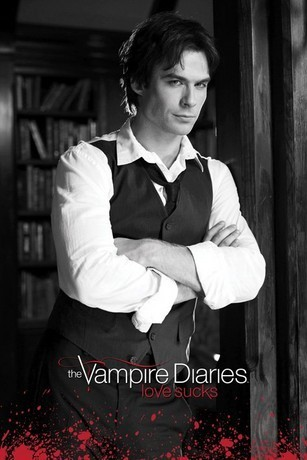 The Vampire Diaries - Damon Salvatore