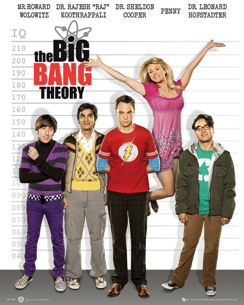The Big Bang Theory - Line Up