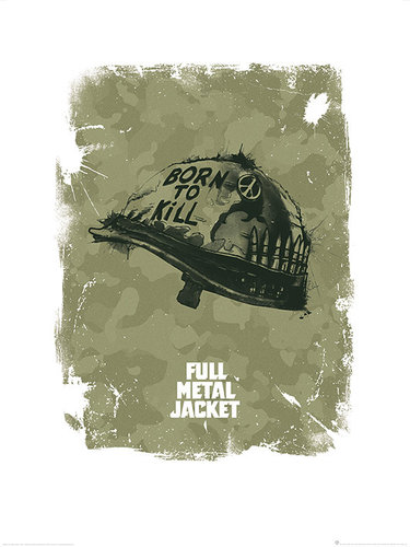 Full Metal Jacket - Helm