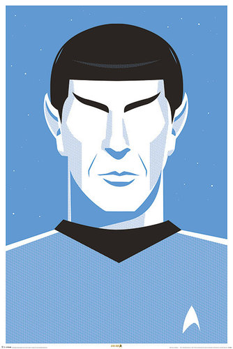 Star Trek - 50th Anniversary (Spock)