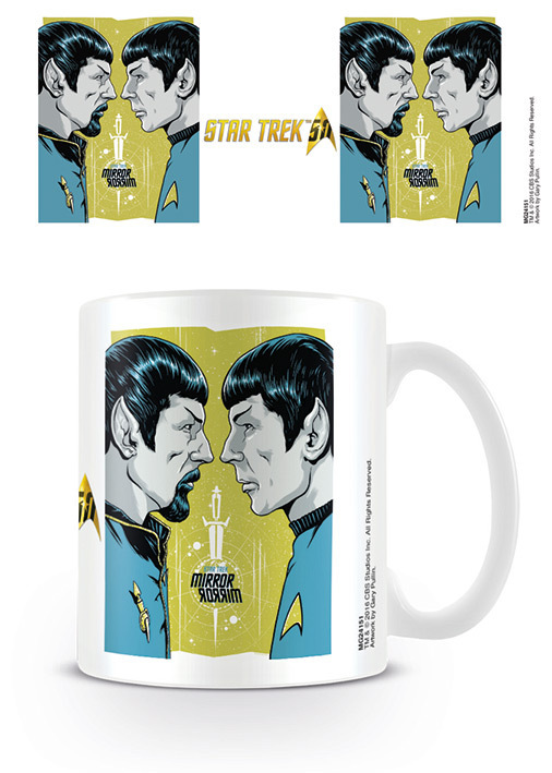 Star Trek - Mirror Mirror (Spock)