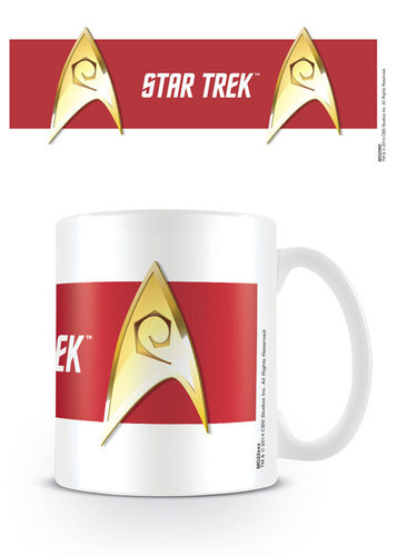 Star Trek - Sciences Red