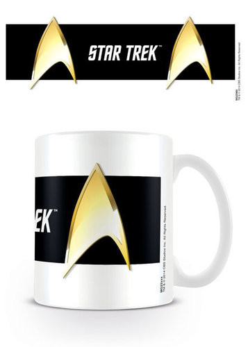 Star Trek - Sciences Black